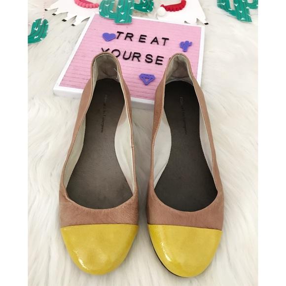 92051d123 Anthropologie Shoes - Pilcro   the Letterpress Color Combo Ballet Flats